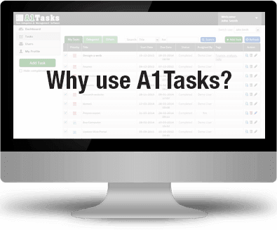 TASKS DELEGATED SOFTWARE