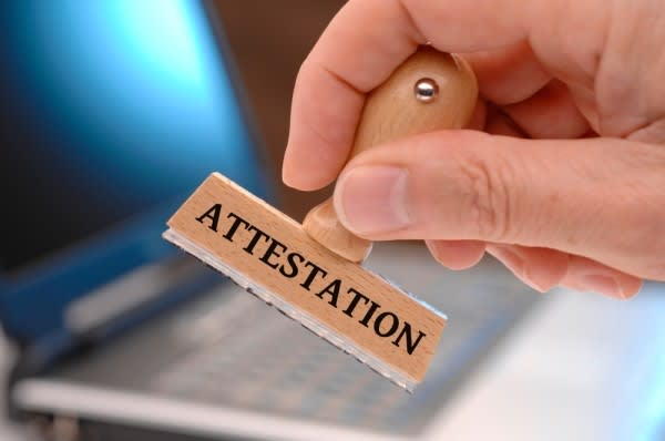 Attestation services in UAE