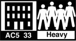 AC5 Floor Rating Icon