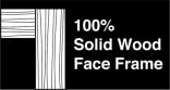 Solid Wood Face Frame Icon