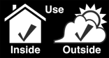 Use Inside or Outside Icon