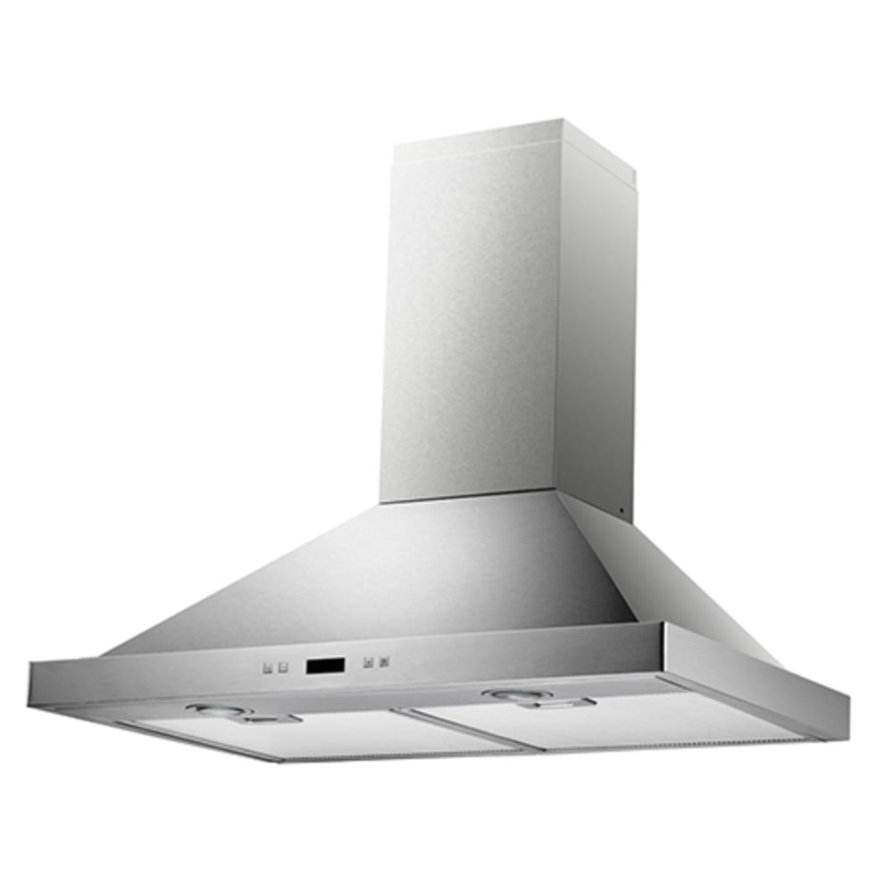 5068050 Contemporary Style 30 wide stainless steel range hood