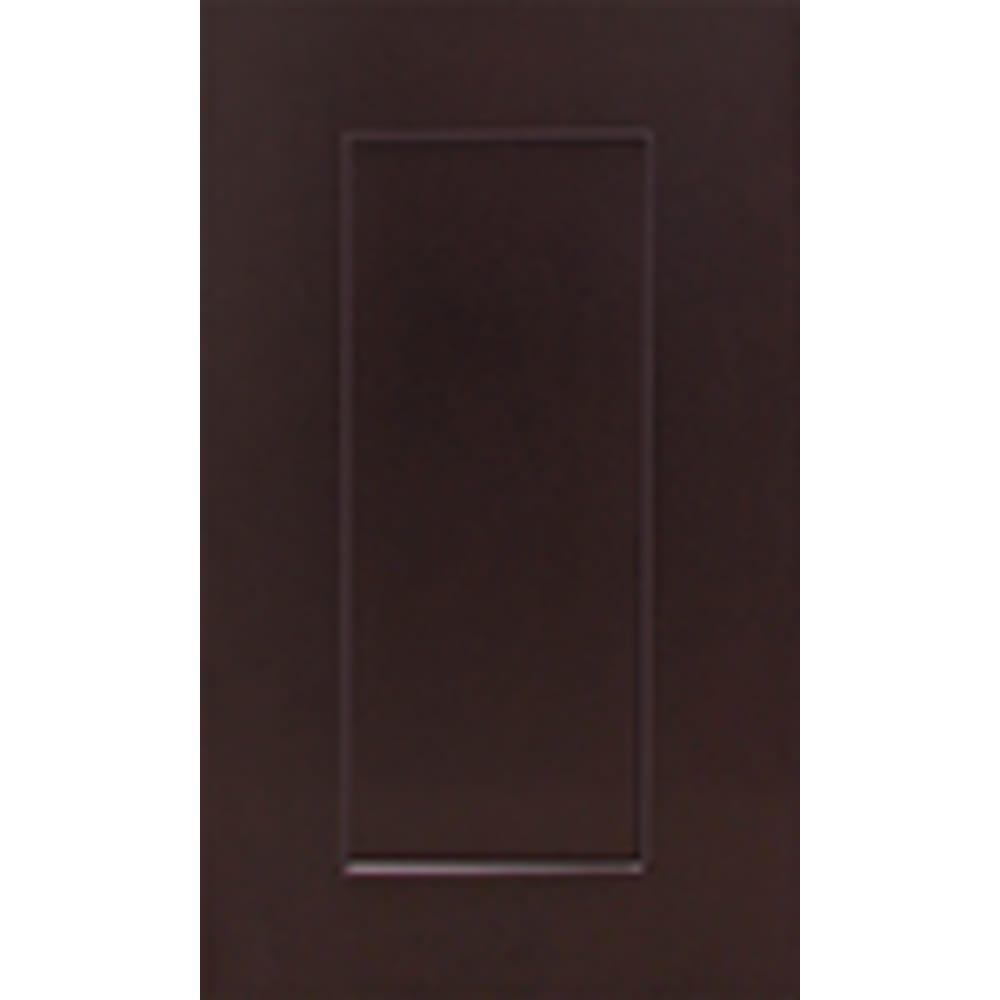 Faircrest Espresso Shaker Cabinet Door