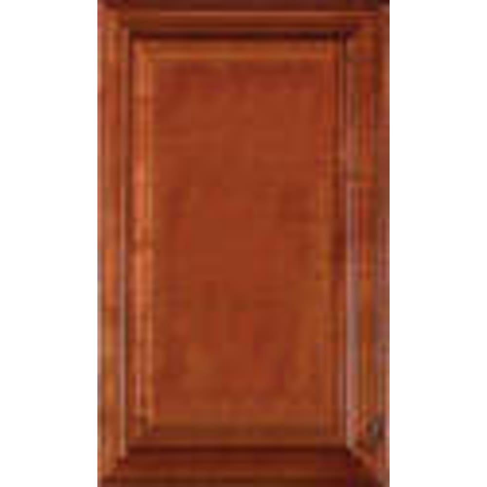 Faircrest Glazed Cherry Cabinet Door