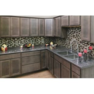 Smart Sheffield Slate Shaker Kitchen Cabinets