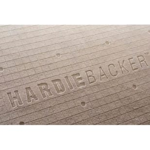 5554996 Hardie Backer 1 4 x 36 x 60 Tile Cement Board   Exceptional Value Item