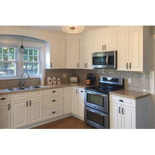 NEKC Essex White Kitchen Cabinets