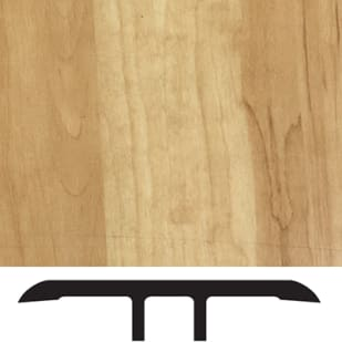 5556002 Luxury Vinyl Floor Transition Molding   Natural Maple