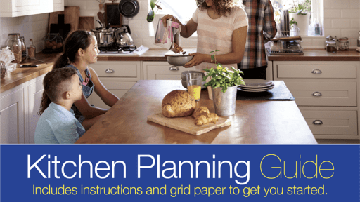 Free Kitchen Planning Guide