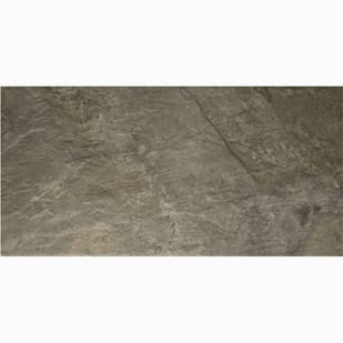 "12""x24"" Porcelain Tile Mandalay HD Slate"
