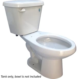 Portland White Low Consumption Toilet Tank