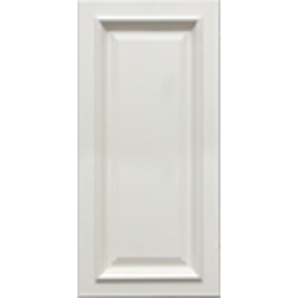 GHI Nantucket Linen White Cabinet Door