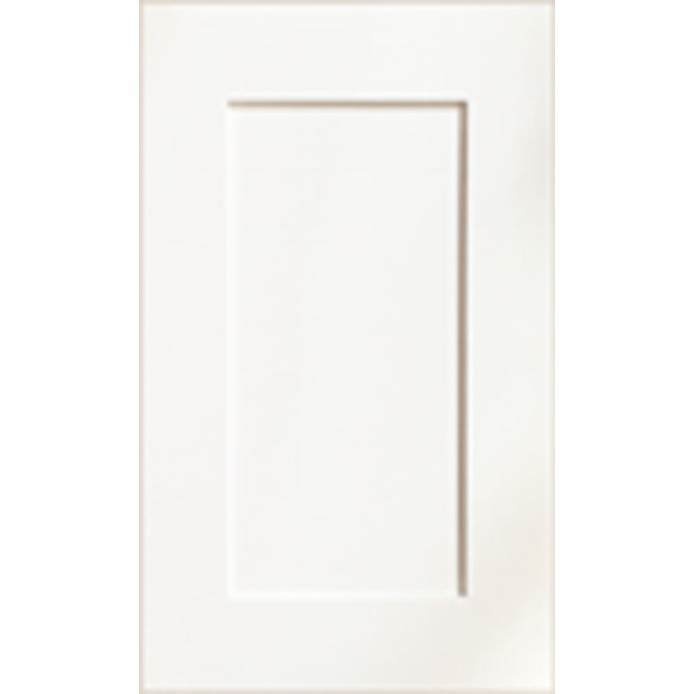 GHI Arcadia White Shaker Cabinet Door