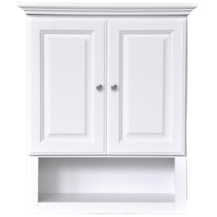 50240109 HARBOR WHITE 21X26 OVER THE JOHN BATH VALET