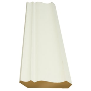 "3-5/8"" Primed Pine Crown Moulding LWM49"