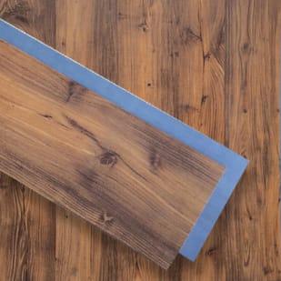 """6""""x36"""" Luxury GripStrip EC Lock Rustic Wood Vinyl Flooring"""
