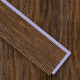 "6""x36"" GripStrip EC Lock Cedar Mill Vinyl Plank"
