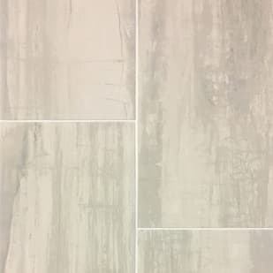 5534858 Antique Wood White 12 X 24 Porcelain Tile