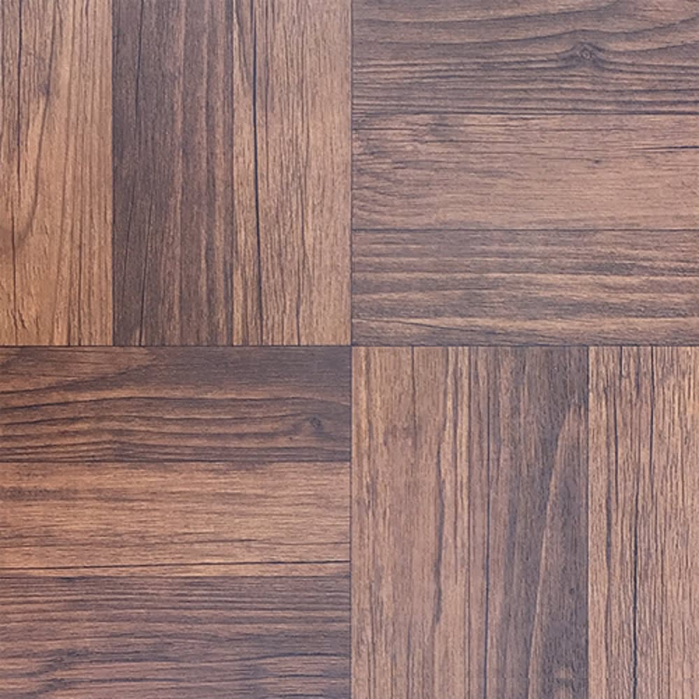 Self Stick Vinyl 12x12 Traditions Cordovan Parquet Sku 5524935