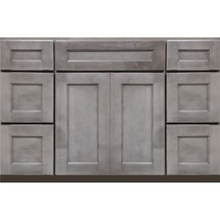 5025209 Heritage Smokey Gray 48 Vanity with Drawers