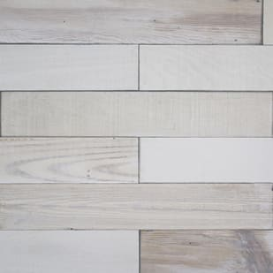 1013705 WOOD WALL PANELS COTTAGE WHITE 4