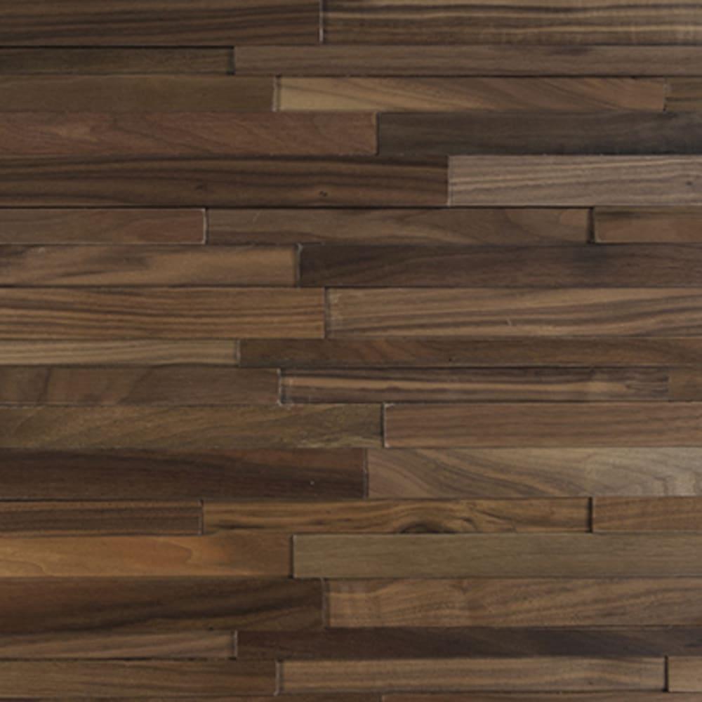 Walnut Natural Wood Wall Panels Sku 1013703 Barton S Home