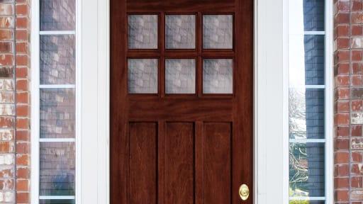 Craftsman Door