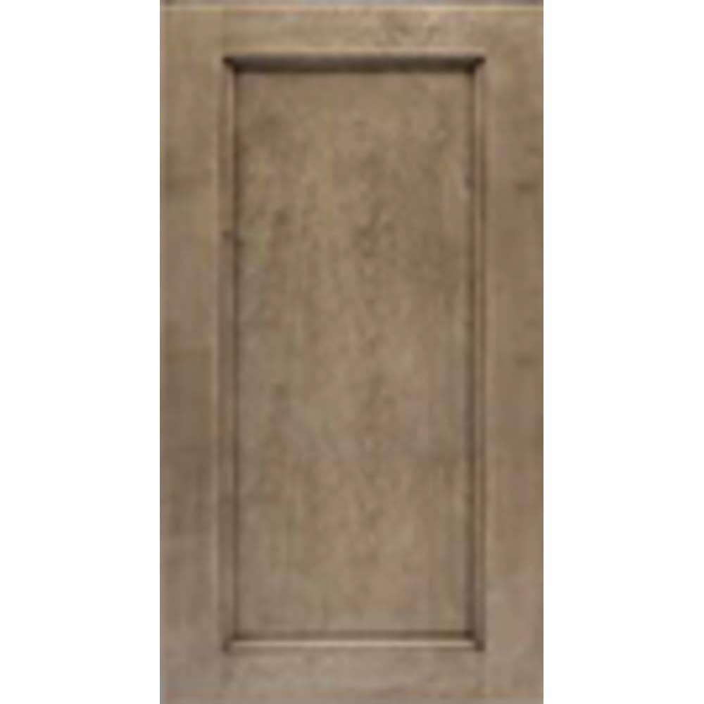 Heritage Norris Gray Shaker Cabinet Door