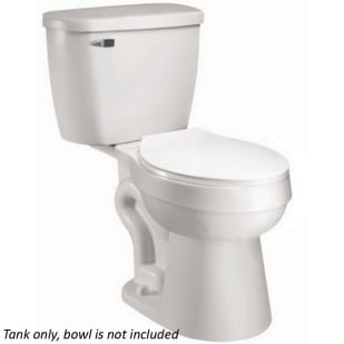 Baltic White Toilet Tank