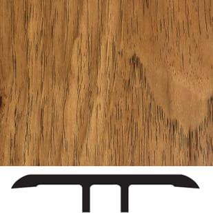 5556004 Luxury Vinyl Floor Transition Molding   Russet