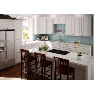 Sunnywood Shaker Hill White Kitchen Cabinets