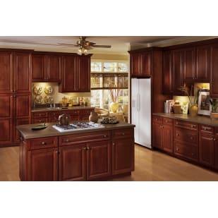NEKC Canterbury Bordeaux Kitchen Cabinets