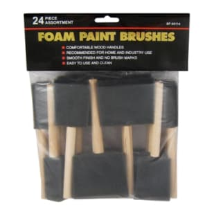 6608038 Paint Sundries, Brush Sets
