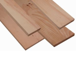 169188 Pine / Oak / Vinyl Boards, Oak Boards