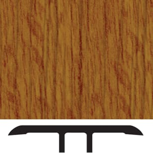 5556035 Luxury Vinyl Floor Transition Molding   Cherry