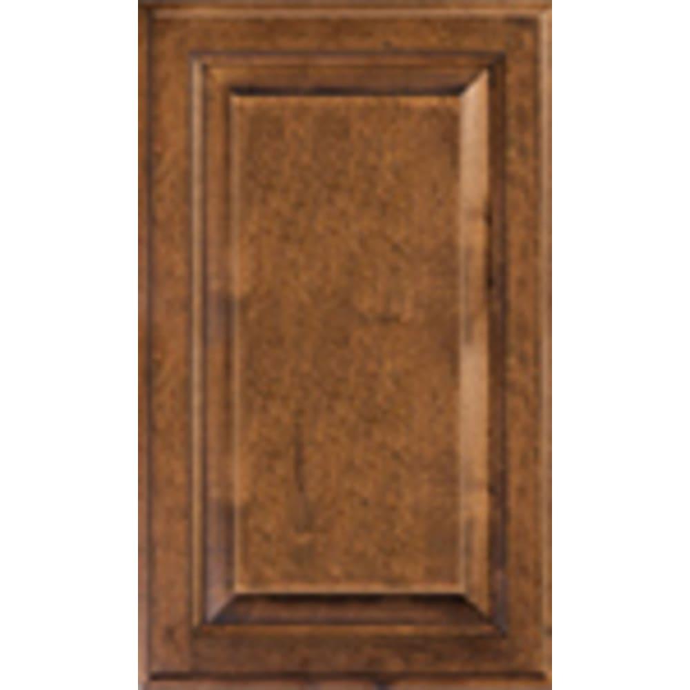 Heritage Distressed Mocha Cabinet Door