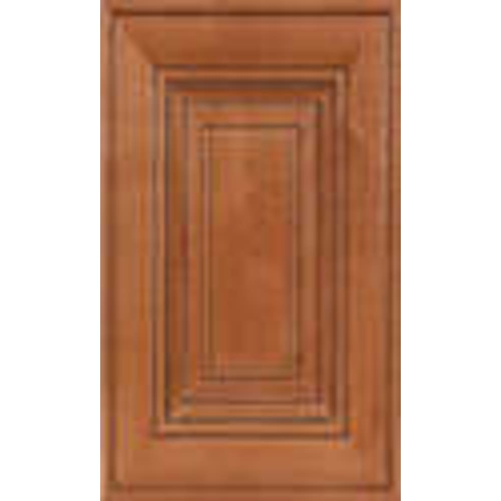 Faircrest Glazed Mocha Cabinet Door