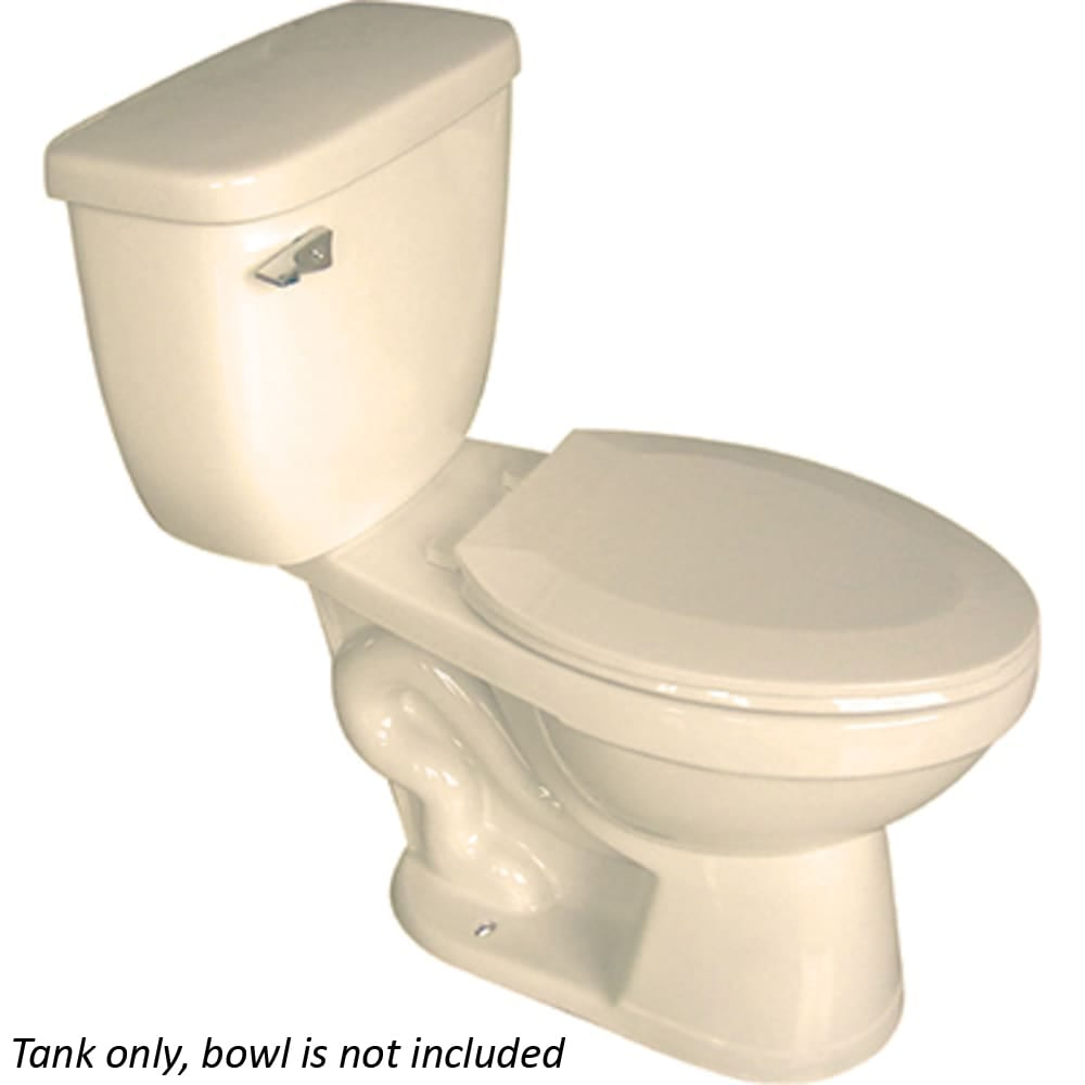 Atlantic II Bone 1.28GPF Toilet Tank
