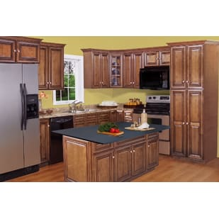 GHI Sedona Chestnut Cabinets