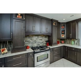 Faircrest West Point Gray Kitchen Cabinets