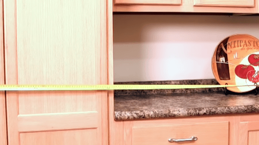 How To Measure Your Kitchen For New Cabinets