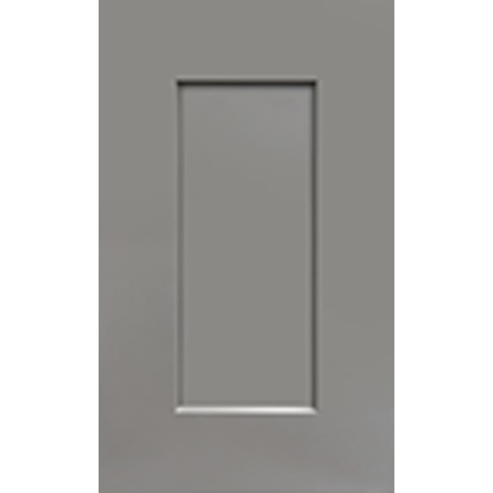 Faircrest Platinum Shaker Cabinet Door