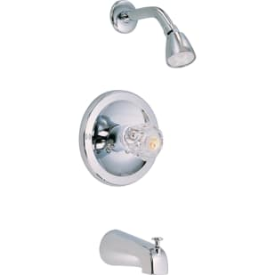 KB Polished Chrome Single Handle Shower Faucet