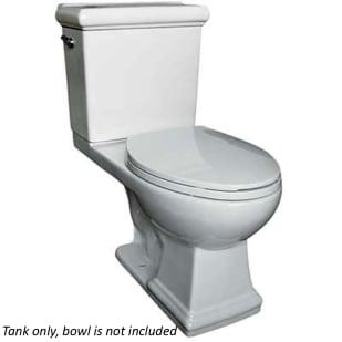 Rio II 1.28GPF White Toilet Tank