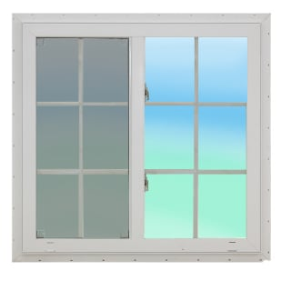 4550271 Windows, New Construction Vinyl
