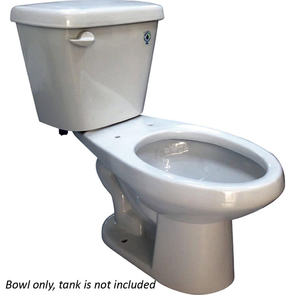 Portland Elongated Toilet Bowl
