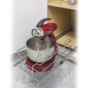 5049027 Pullout Metal Basket For 15 Base Cabinet