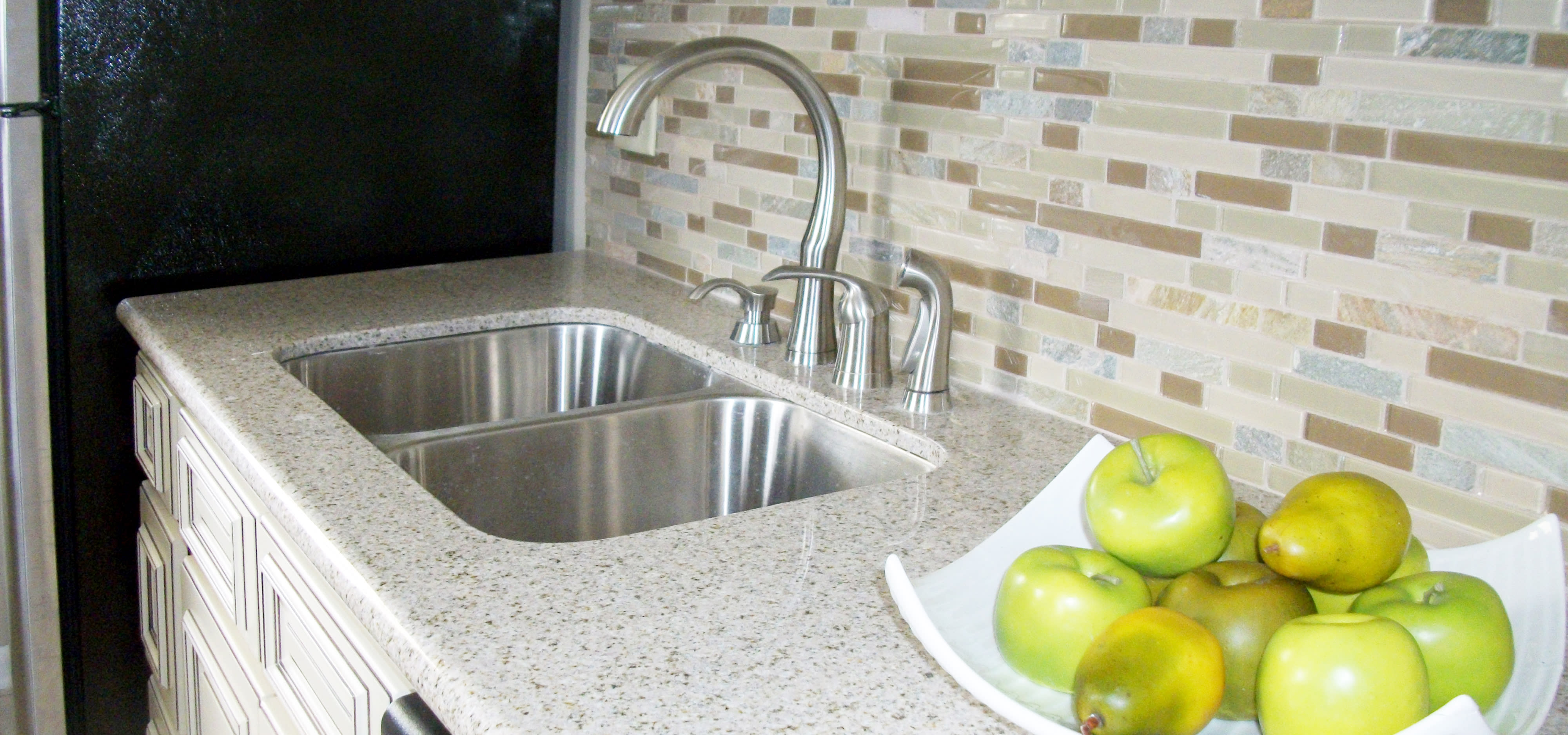Color Theory Best Bets For Countertops And Backsplashes In A White Kitchen