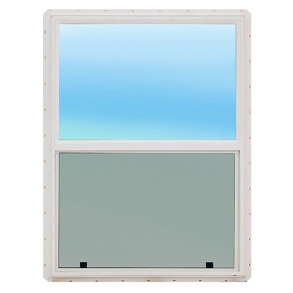 4550434 31 5x35 5 Vinyl Single Hung Window