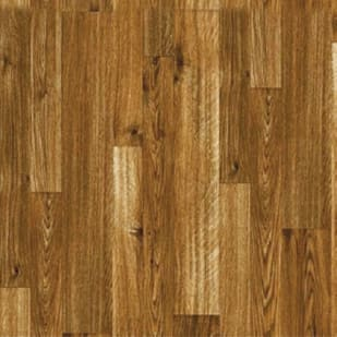 Armstrong FlexStep 12' Oak Creek Chestnut Brown Vinyl Flooring
